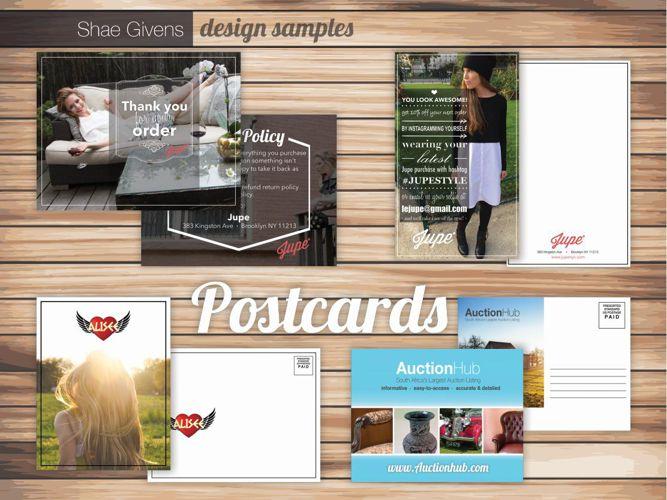 Shae Givens' Design Samples