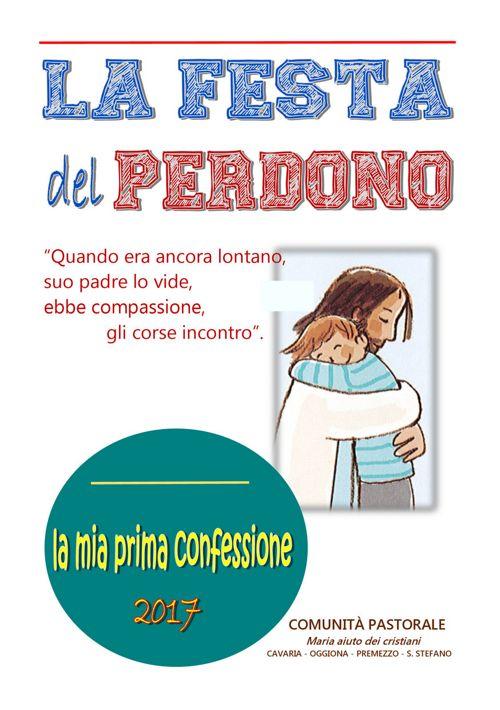 LIBRETTO PRIMA CONFESSIONE  Decanato