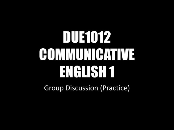 DUE1012-Sample-GD-Topics