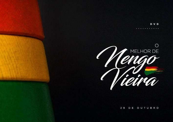 DVD - O MLEHOR DE NENGO VIEIRA - PROJETO