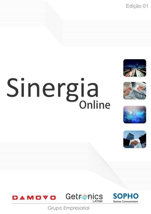 Sinergia Online - Edição 01