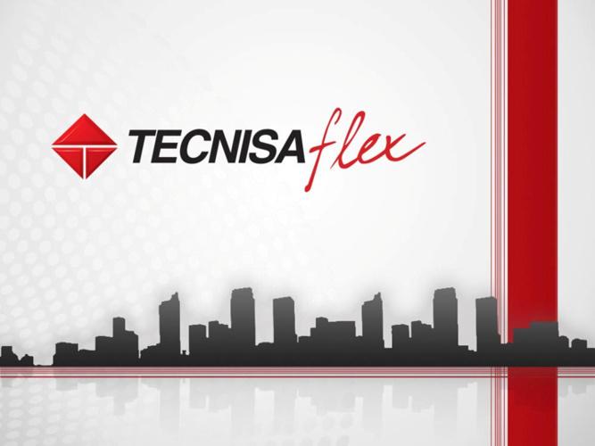 Flex accanto Tecnisa