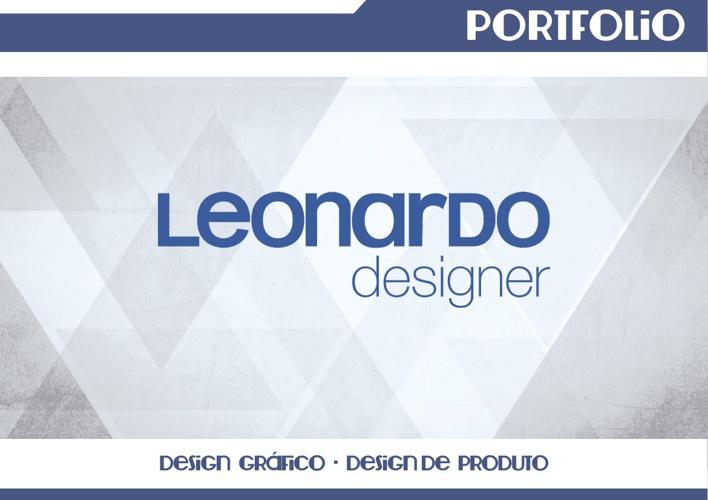 Portfólio | Design Gráfico e Produto | Leonardo C. Pinheiro