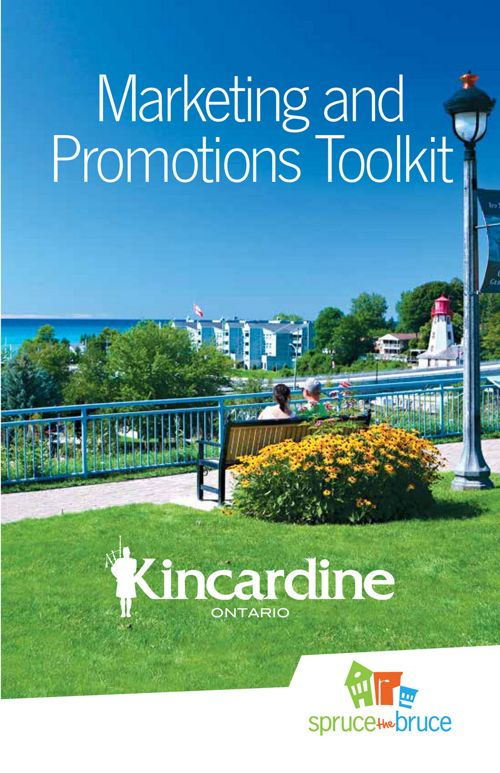 STB-Kincardine - Marketing and Promotions Toolkit
