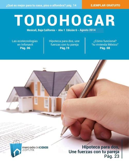 Todo Hogar 6ta Edición - Mercado de Casas