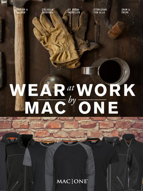 Wear at Work by Mac One