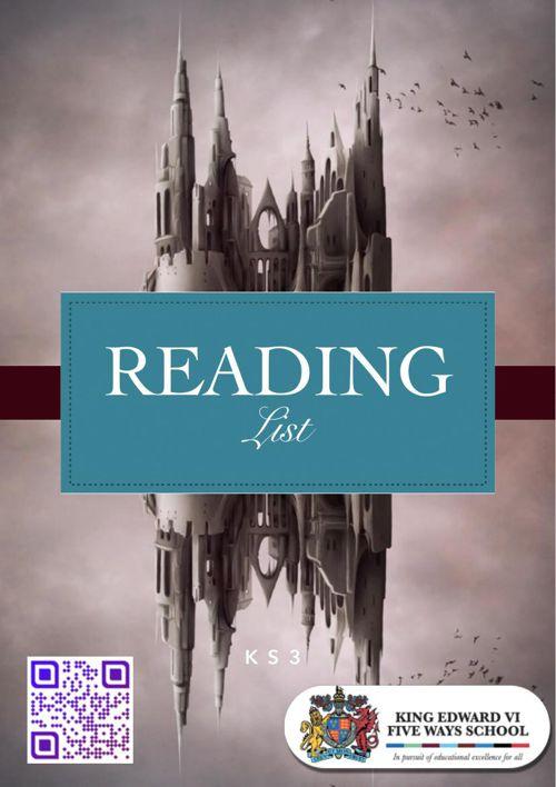 KS3 Reading List
