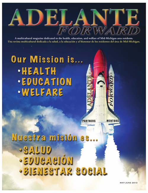 Adelante Forward May/June 2013