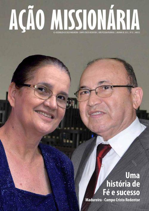 REVISTA AÇÃO MISSIONARIA