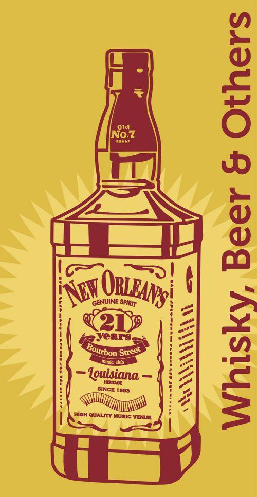 Cardápio Whisky, Beer & Others