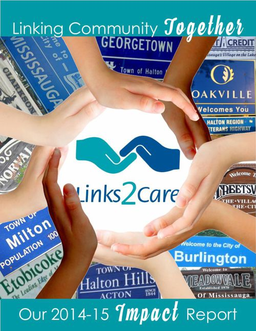 LINKS2CARE 2014-2015 IMPACT REPORT