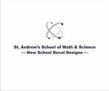 St. Andrew's Decal Designs