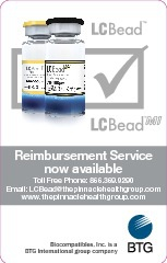 LC Bead and LC BeadM1 Pocket Card