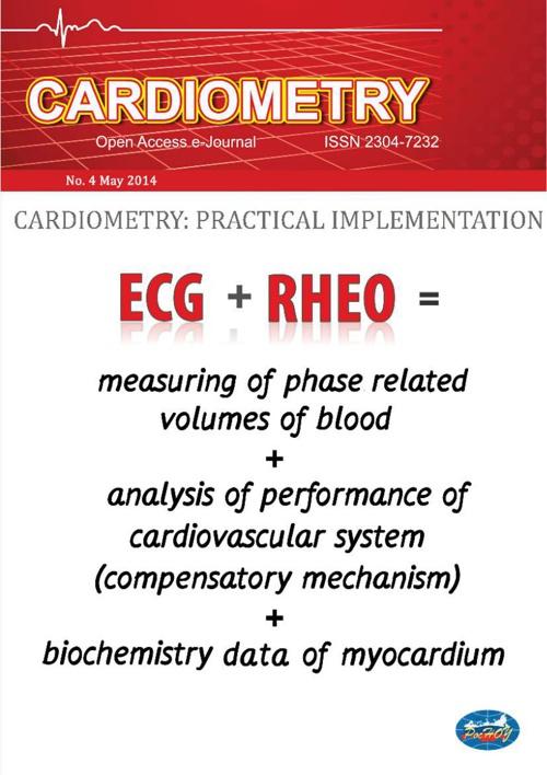 Open access e-journal Cardiometry - No.4 May 2014