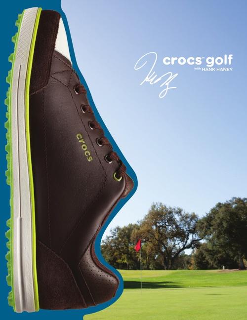 Crocs Golf 2013