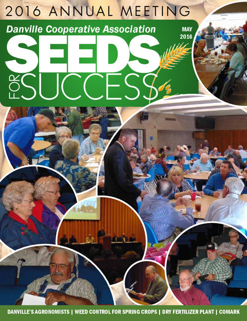Seeds for Success | May 2016