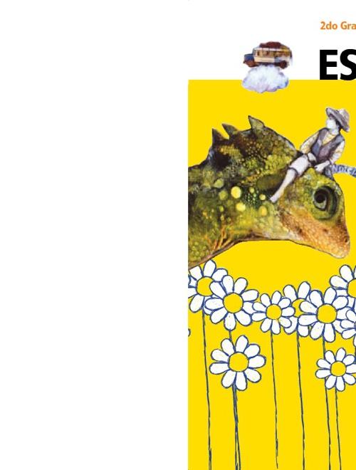 Español Vol. 2 segundo grado