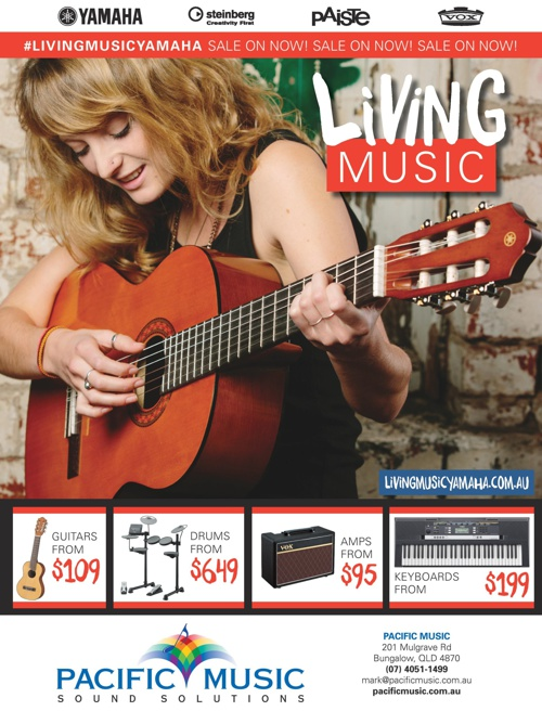 Living Music Page 1
