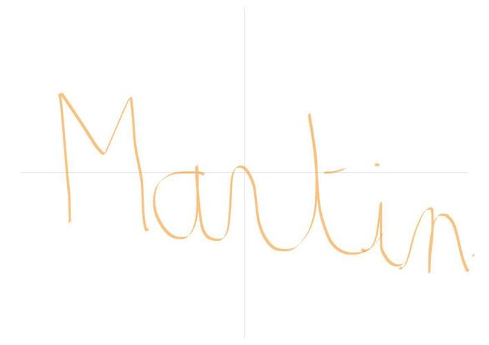Une enquête électronique - Martin