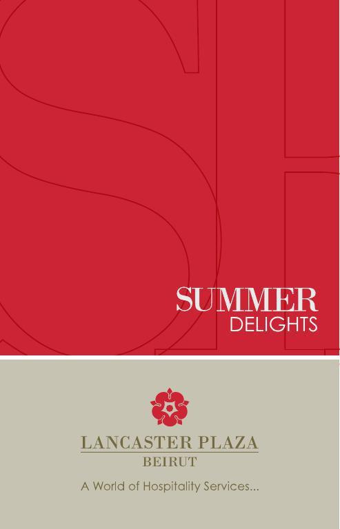 Lancaster Plaza Summer Brochure