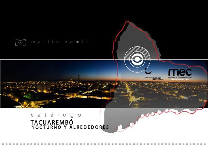 Tacuarembó Nocturno y Alrededores - Catálogo