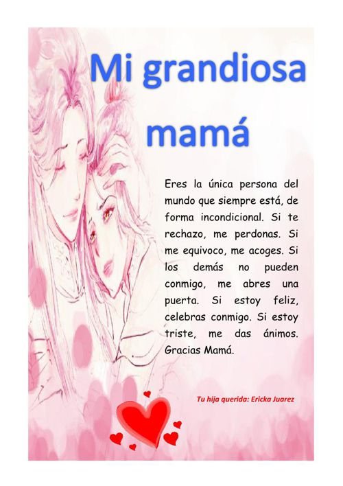 MAMA DE ERICKA