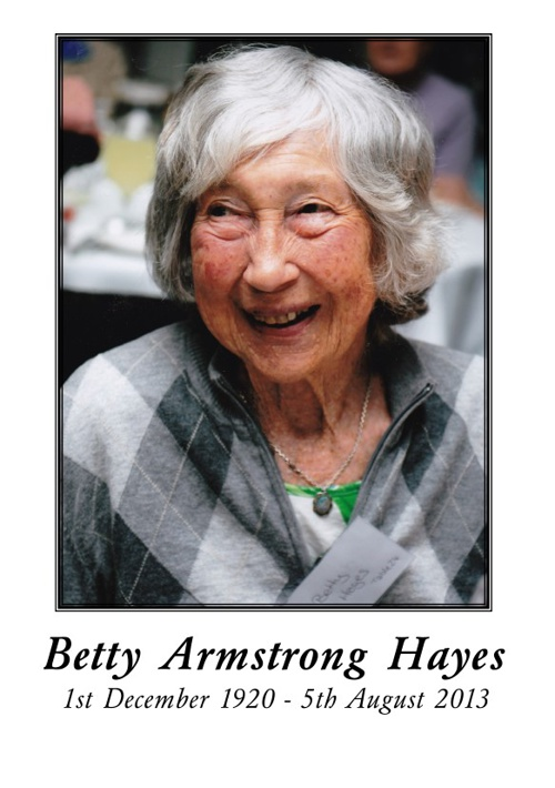 Betty Hayes
