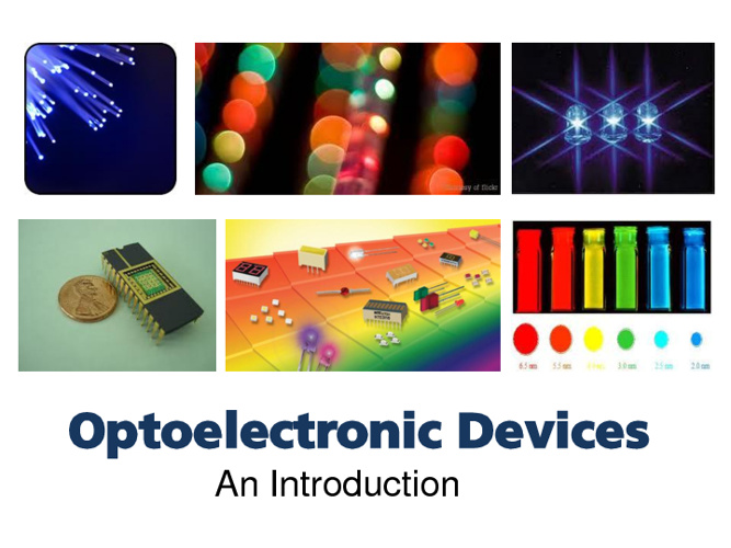 Optoelectronic Devices > An Introduction