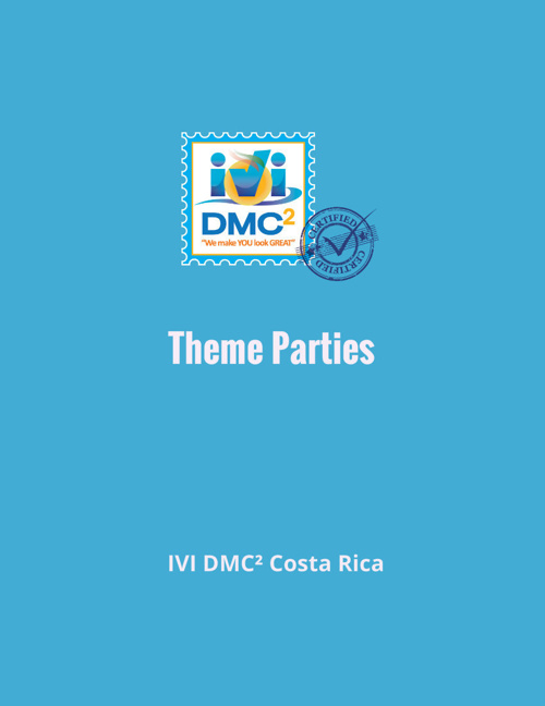 Theme Parties - IVIDMCCR - North Pacific