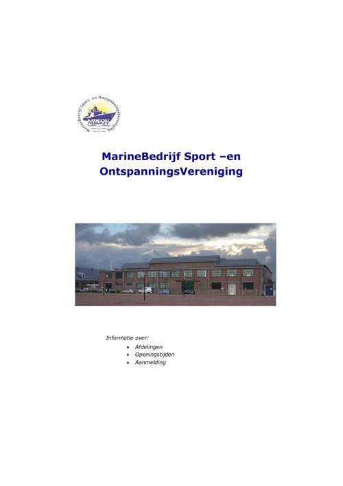 Infoboekje MBSOV