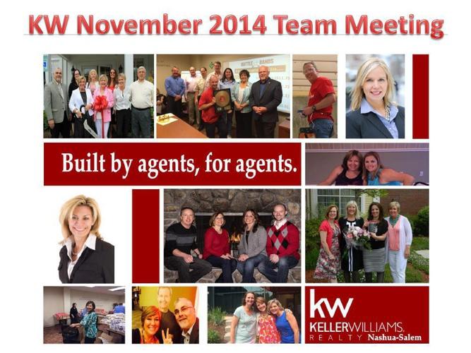 Keller Williams Nashua-Salem November Team Meeting 2014