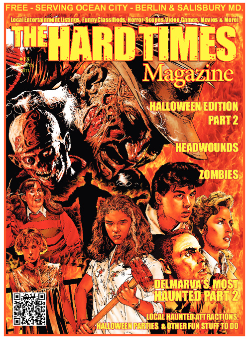 The Hard Times Magazine