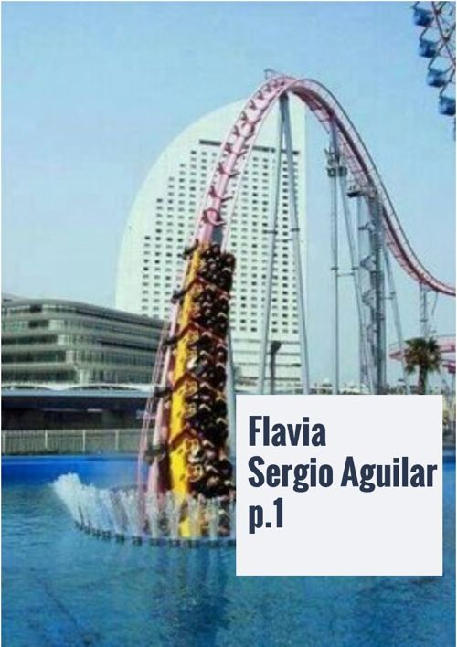 book of the Roller coaster   mrs. Escoto
