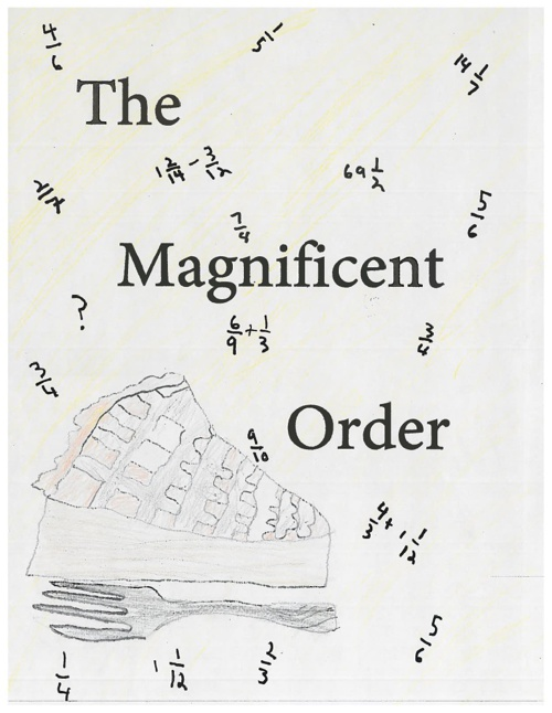 The Magnificent Order By Anthony and Jordan