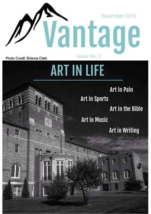 Vantage Magazine Issue 2