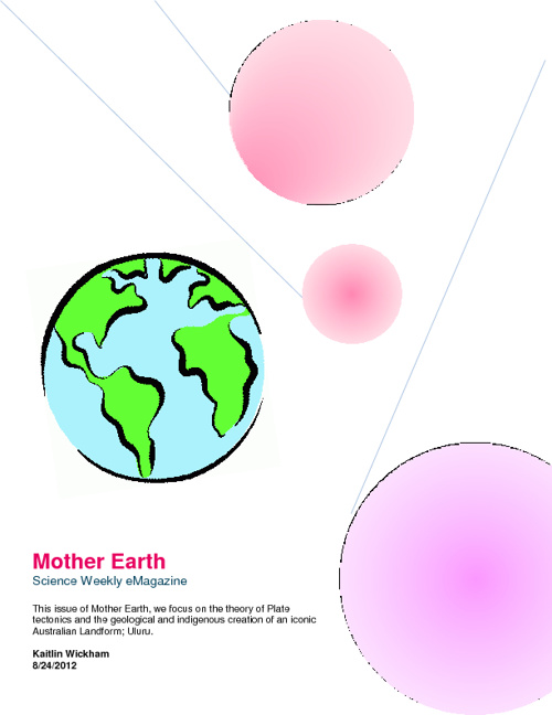 Mother Earth; Science Magazine