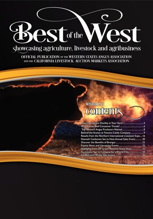 Best of the West Winter 2017