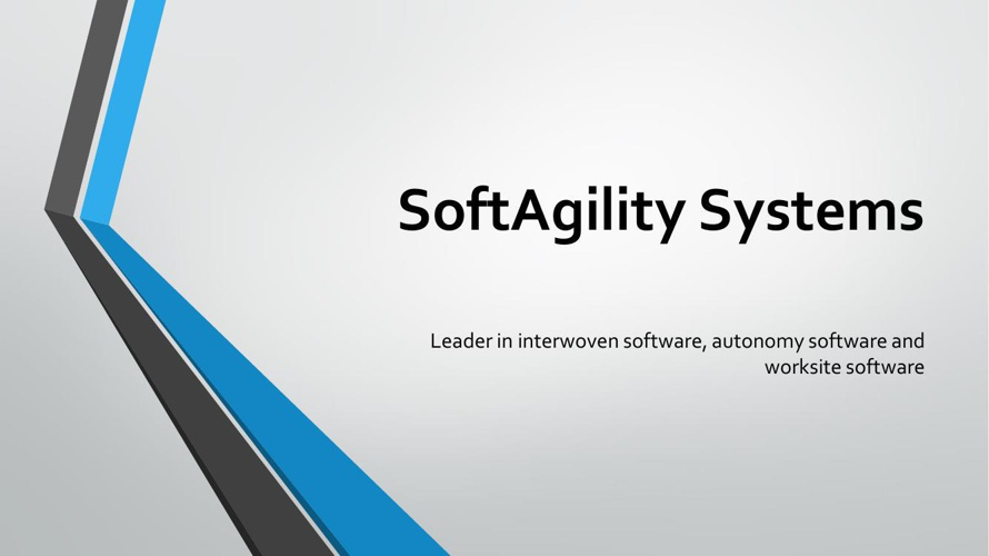 Compnay Intro - Softagility System