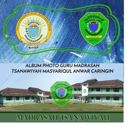Album Guru MTs Masyariqul Anwar Caringin