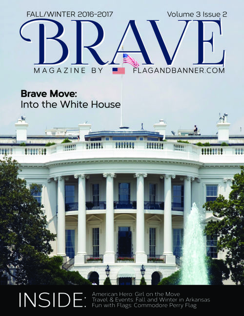 Brave Magazine Fall/Winter 2016-2017