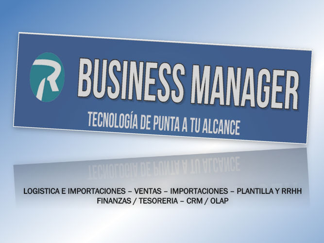 Bussines Manager
