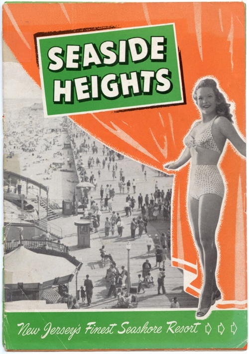 Vintage Seaside Heights Brochure #2