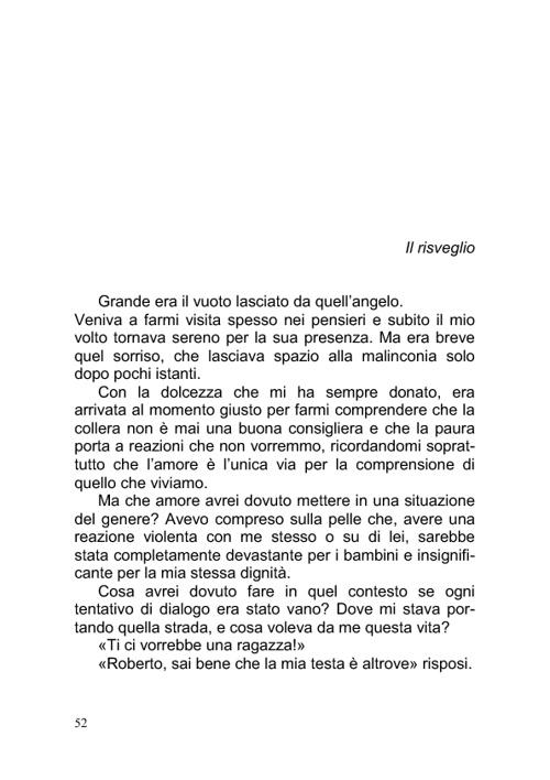 """CAPITOLO 4 - """"il risveglio"""" (diario di un atto d'amore)"""