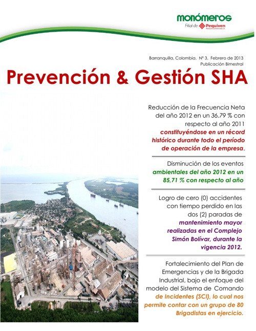 Boletin SHA 3 Edición