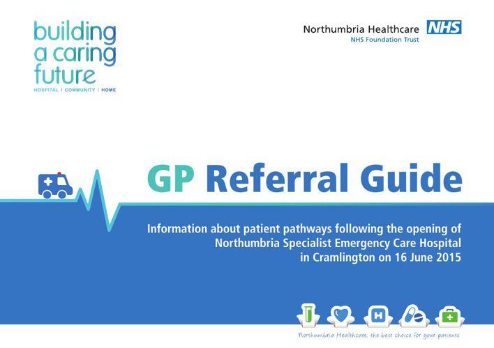 GP Referral Guide