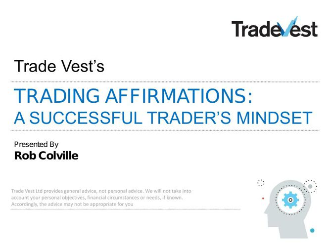 Trading Affirmations