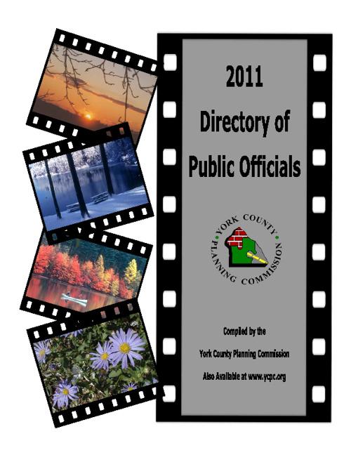 2011 Directory of Public Officials