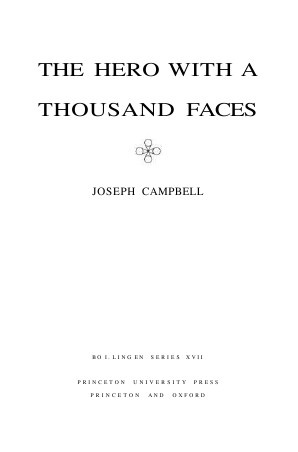 Joseph Campbell Hero with a Thousand Faces