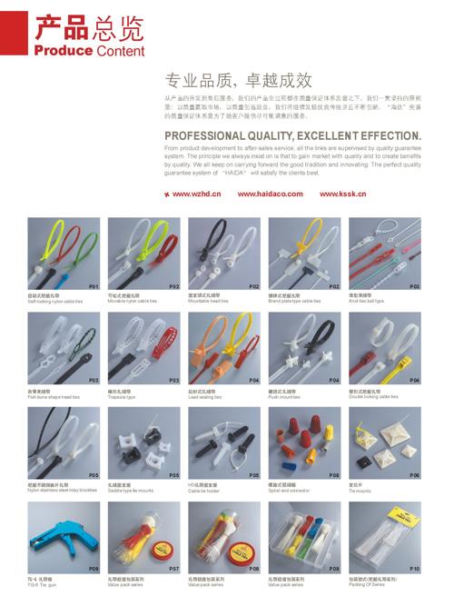 Wenzhou Huida Catalogue