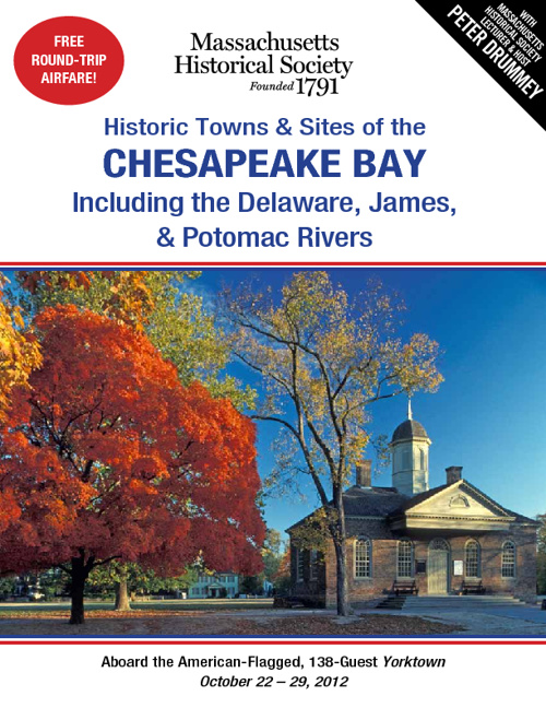 Historic Towns and Sites of the Chesapeake Bay